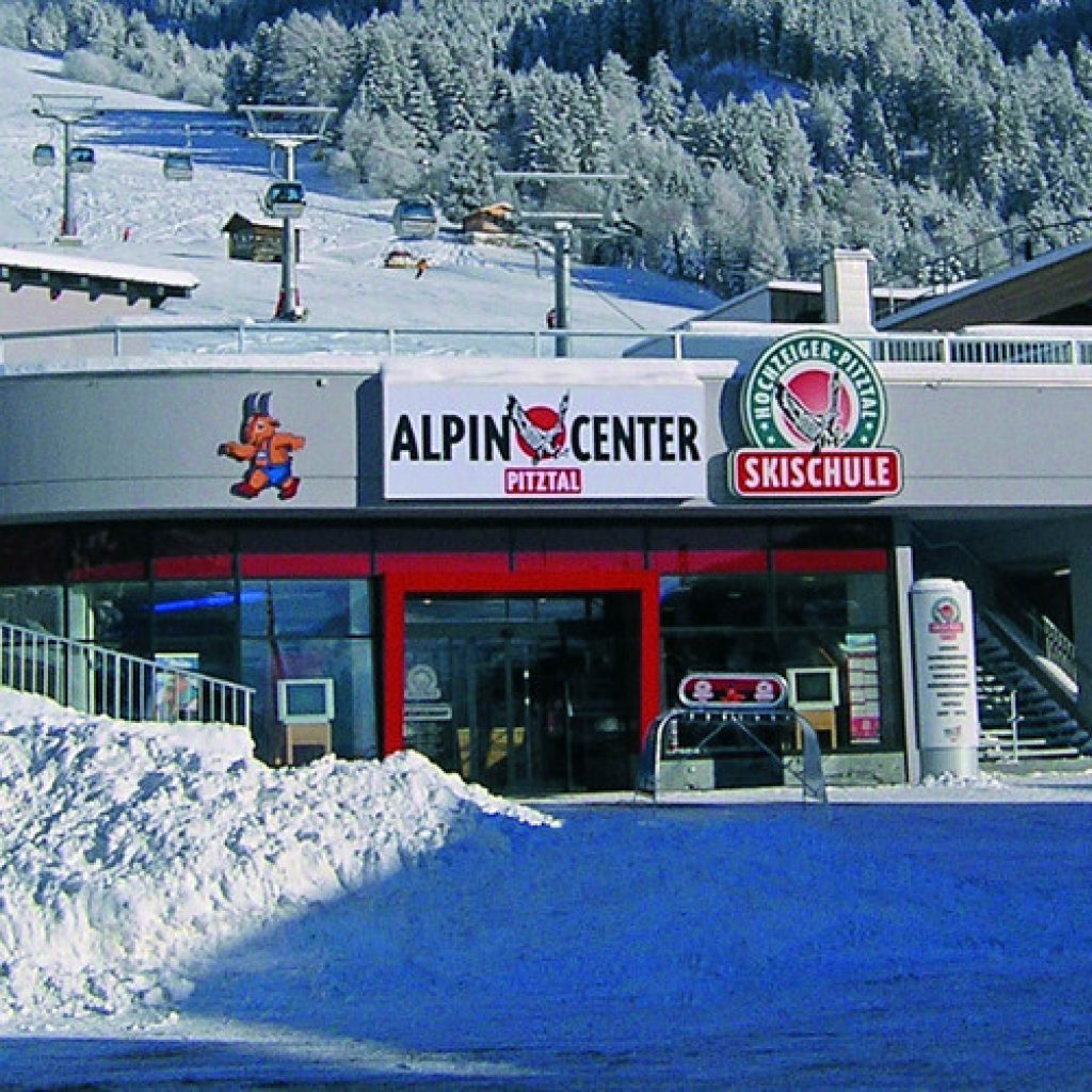 Alpin Center Büro