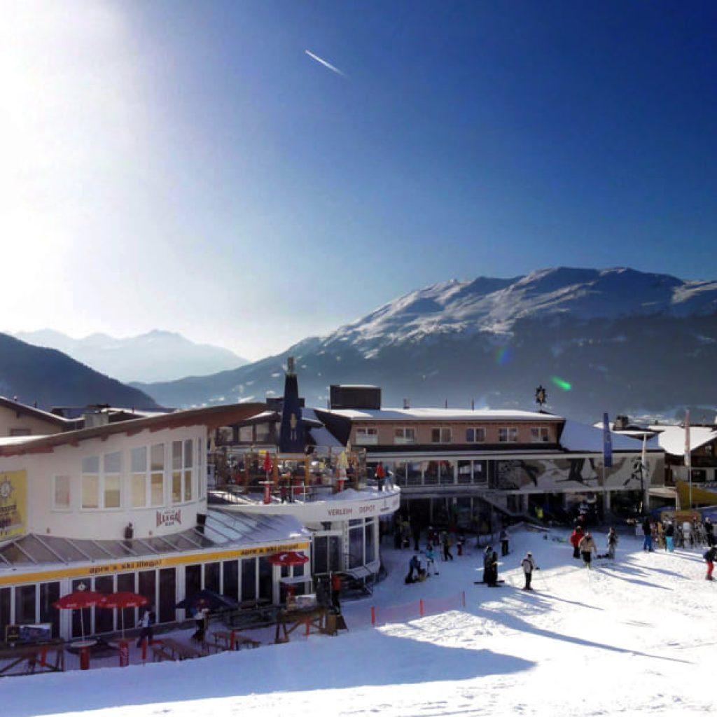 Apres Ski Bar Illegal