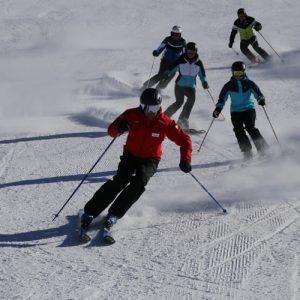 Gruppen Skikurs Erwachsene