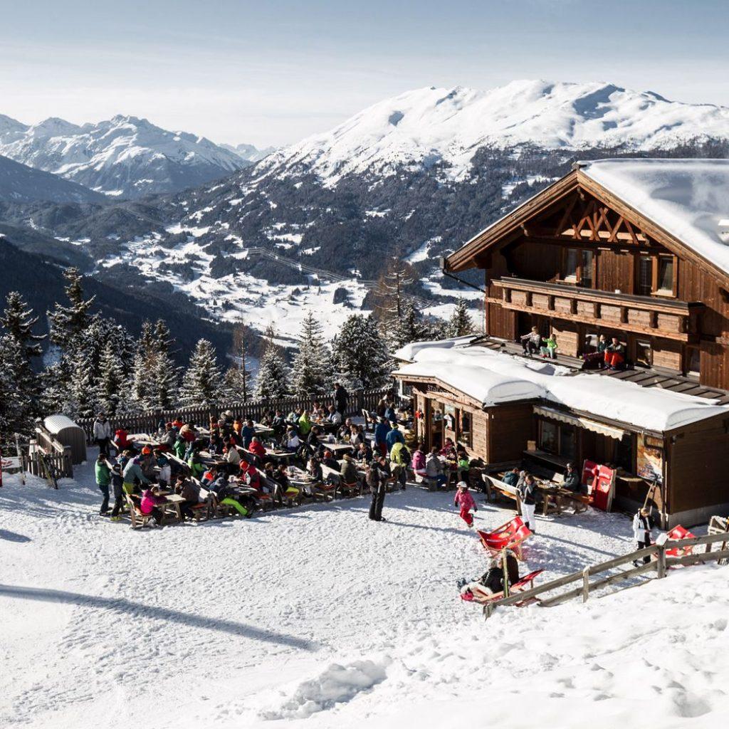 Stalderhütte Winter