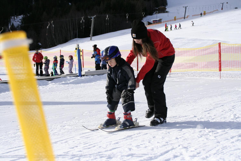 Pitzi´s skifahren