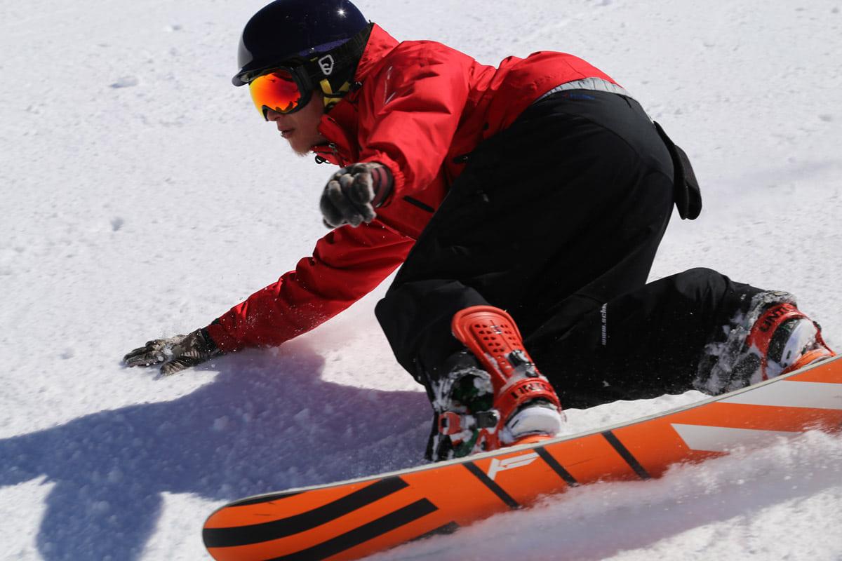 snowboard gruppenkurs 09