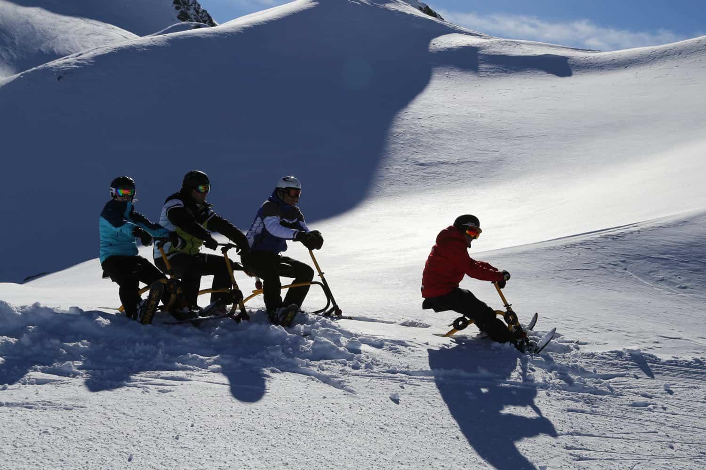 Trendsport Snowbike