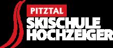 Logo Skischule Hochzeiger Pitztal Weiss